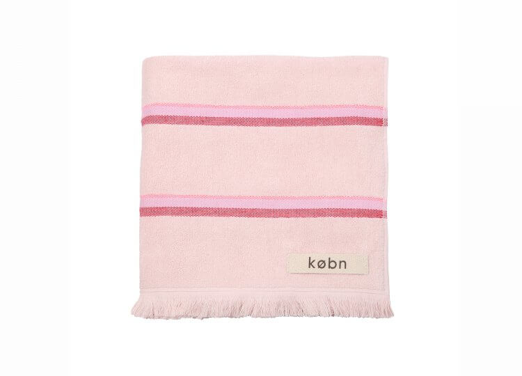 Købn Mini Seashell Towel