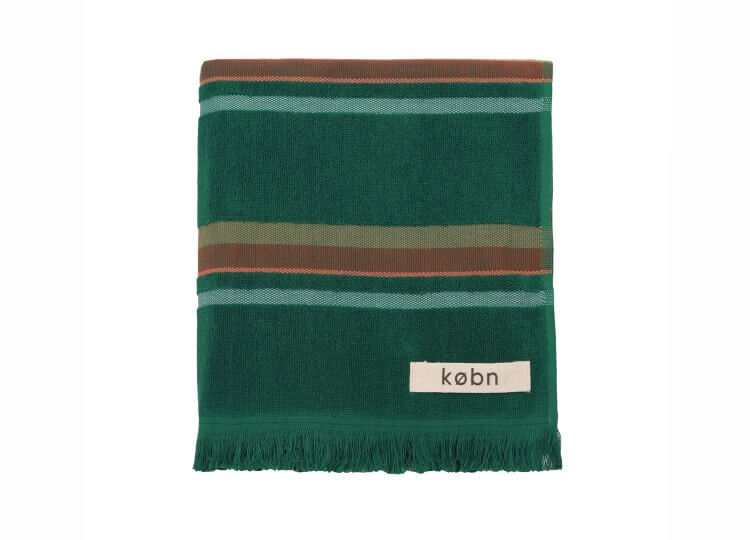 Købn Mini Seaweed Towel