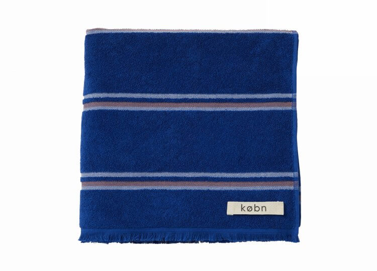 Ultra Blue Towel Købn