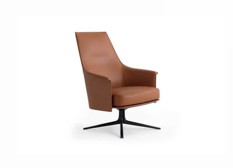 Stanford Lounge Armchair Poliform