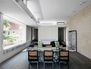 Dining | Woollahra House Dining Room by Porebski Architects