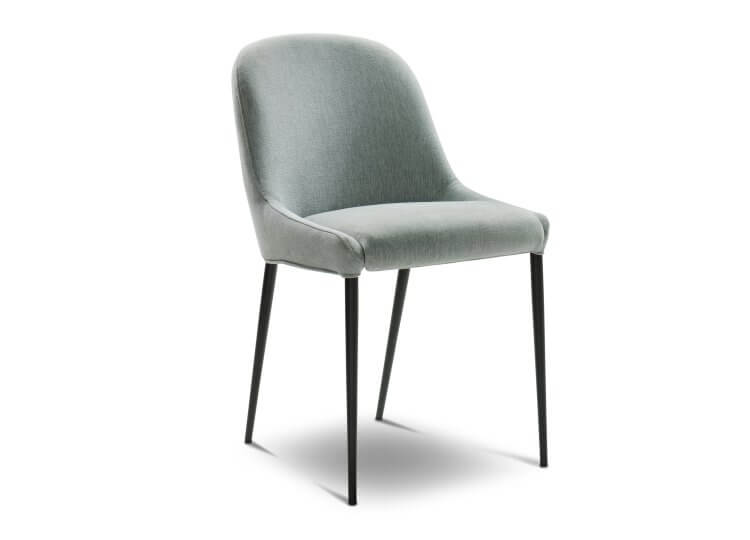 Quay Indoor Armless Dining Chair