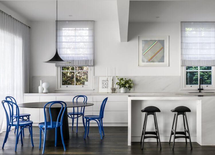 The Kelly House by Anna Carin Design
