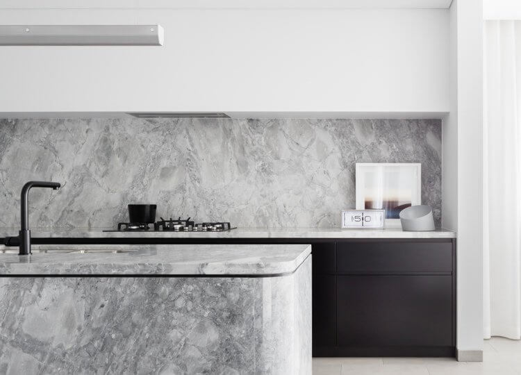Kitchen |  The Broad Residence by Baldwin & Bagnall