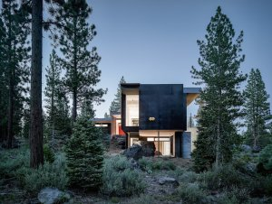 Creek House by Faulkner Architects