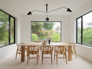 Dining | Gable House Dining Room by Edmonds + Lee Architects