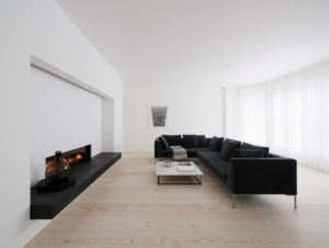 Living | Gable House Living Room by Edmonds + Lee Architects