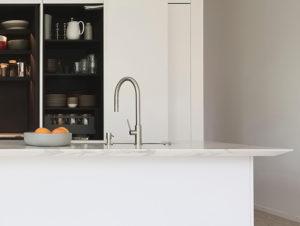 Kitchen | Gable House Kitchen by Edmonds + Lee Architects