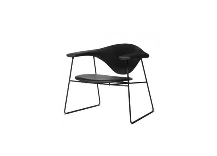 Masculo Lounge Chair Cult