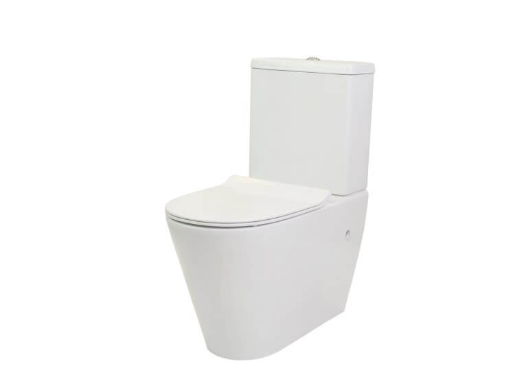 Manhattan Rimless Toilet Suite Studio Bagno