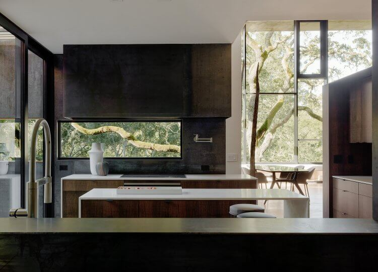Kitchen | Miner Road Kitchen by Faulkner Architects