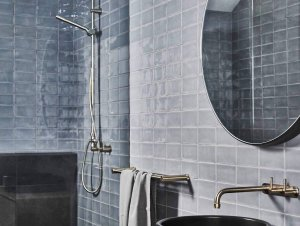 Bathroom | Seville Estate by Welcome to Here