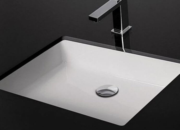 Manhattan 50 Undercounter Basin