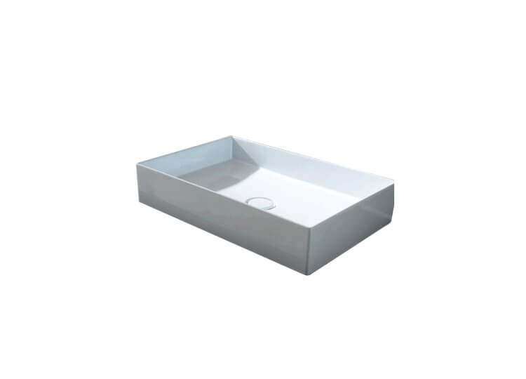 Shard X Rectangle Basin Studio Bagno