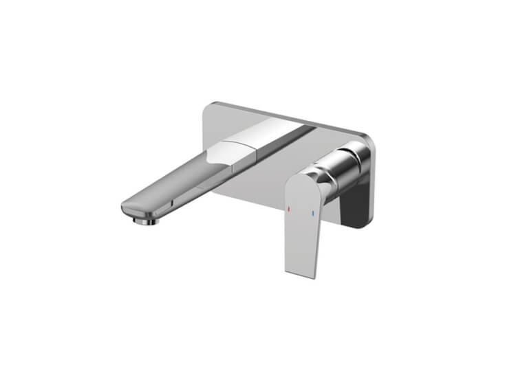 Manhattan Wall Basin Mixer