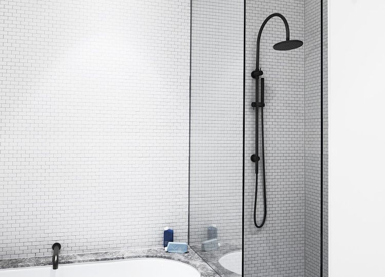 Bathroom 2 | MLB Residence by Mim Design and AdeB Architects