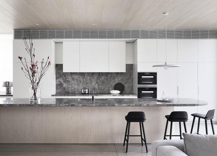 Kitchen | MLB Residence Kitchen by Mim Design and AdeB Architects