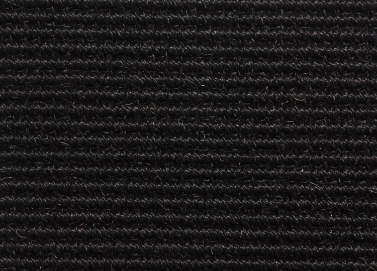 Belgian Black Sisal Rug Natural Floorcovering Centres