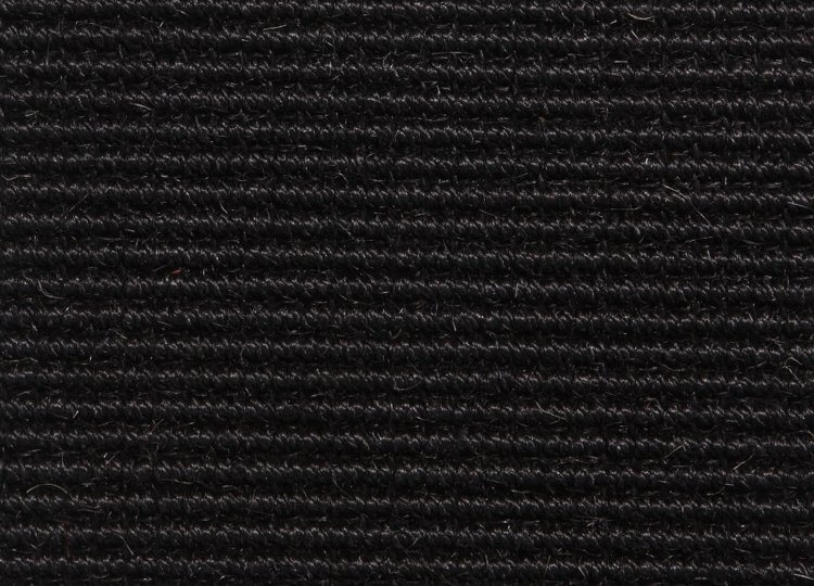 Belgian Black Sisal Carpet