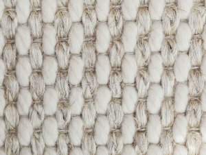 Belgian Champagne Basquette Wool and Sisal Rug