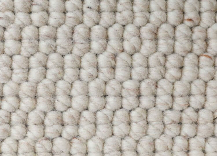 Cloud Woven Wool Carpet