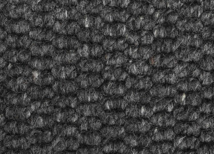 Midnight Woven Wool Carpet