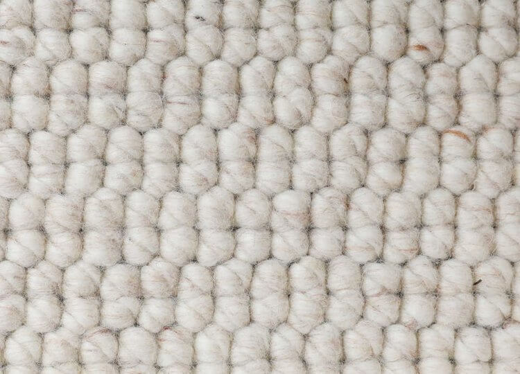 Cloud Woven Wool Rug Natural Floorcovering Centres