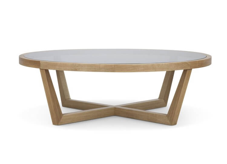 Reynold Coffee Table Fanuli