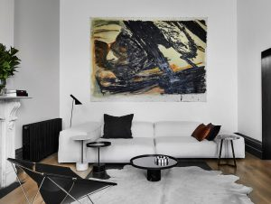 Living | Elsternwick House Living Room by Fiona Lynch