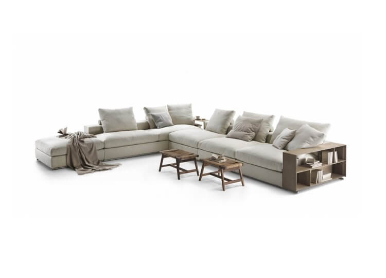 Groundpiece Modular Sofa Fanuli