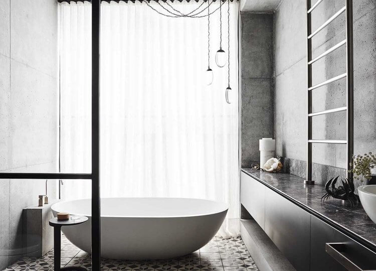 Bathroom 2 | Killcare House by Decus Interiors