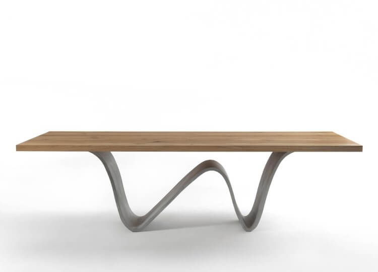 Bree e Onda Dining Table Fanuli
