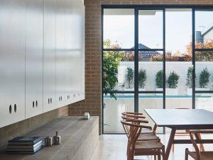 Dining | South Yarra Home Dining Room by Hecker Guthrie