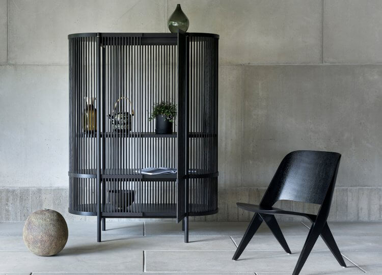 est living stockholm furniture fair poiat bastone cabinet 1 750x540