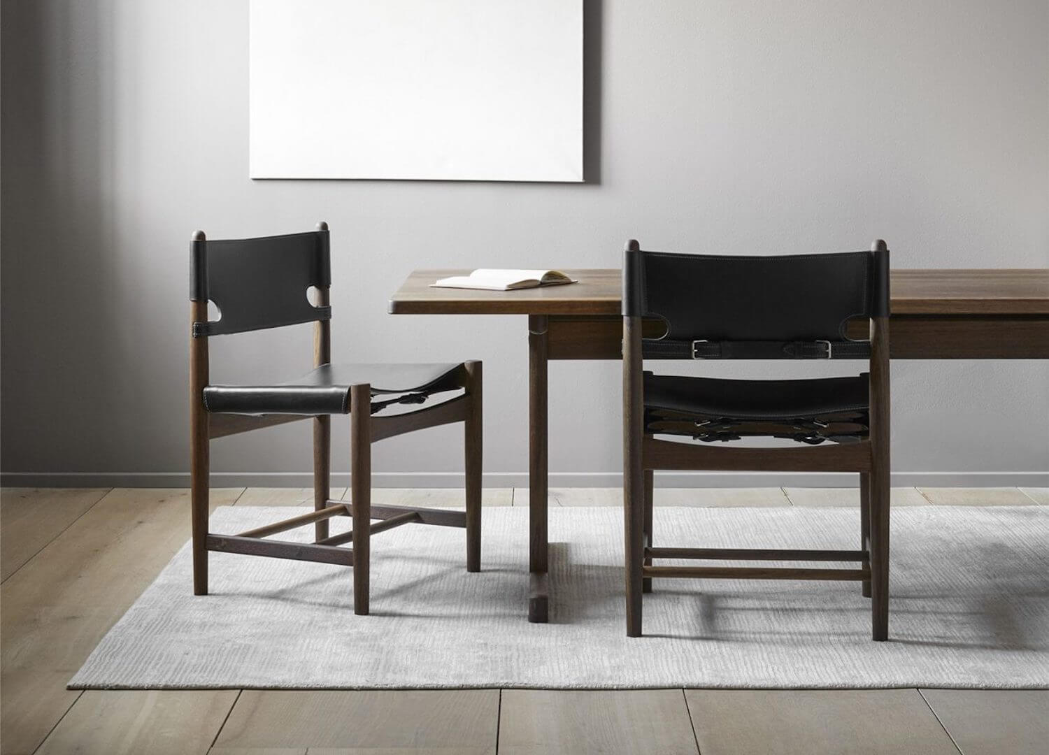 est living stockholm furniture fair spanish dining chair fredericia 2