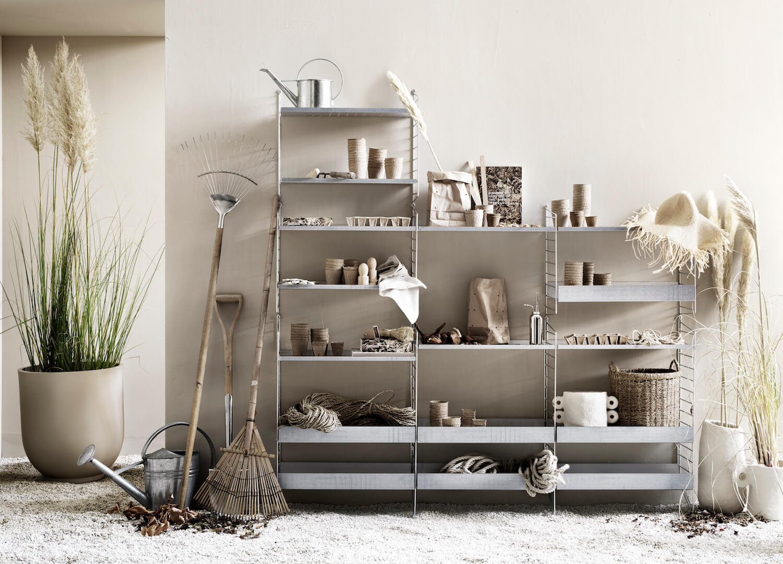 est living stockholm furniture fair string outdoor galvanized 1