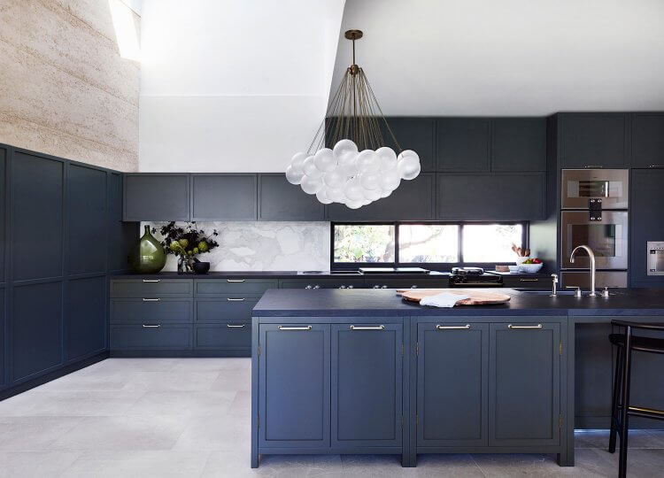 Kitchen | Earth, Wind and Fire Kitchen by Luigi Rosselli Architects