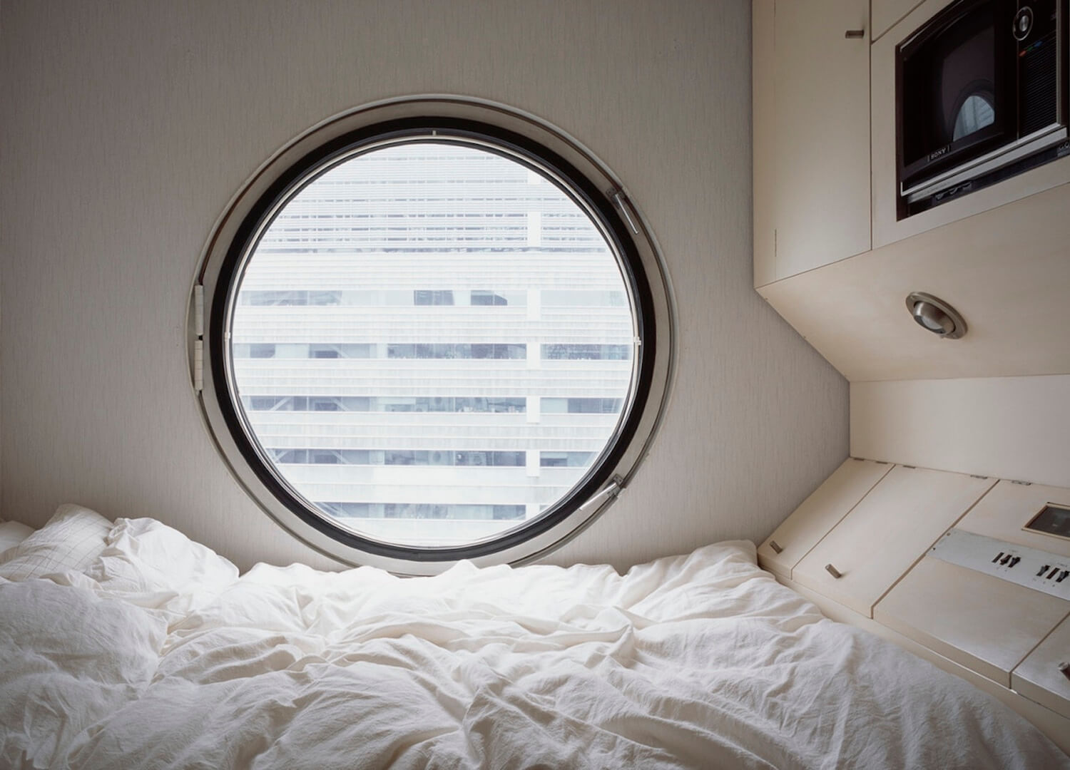 est living a japanese story travis walton Nakagin Capsule Tower Tokyo 3