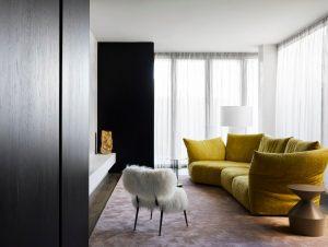 Living 2   Albert Park Residence Living Room by Golden
