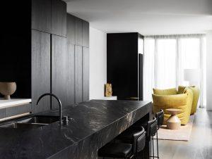 Kitchen | Albert Park Residence Kitchen by Golden