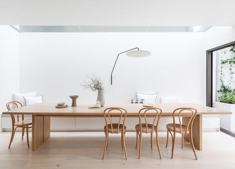 Dining | Darlinghurst Terrace Dining Room by Tom Mark Henry