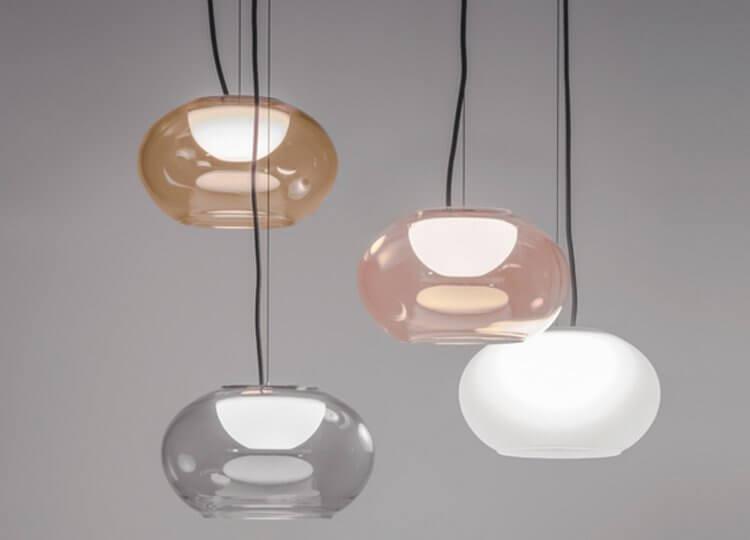Mello Glass Pendant