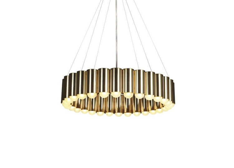 Lee Broom Carousel – Polished Gold