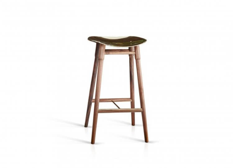 Dowel Bar Stool Spence and Lyda