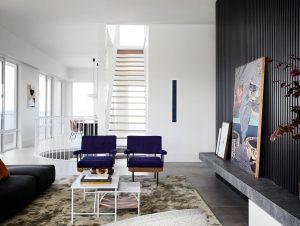 Living | The Esplanade Living Room by Golden