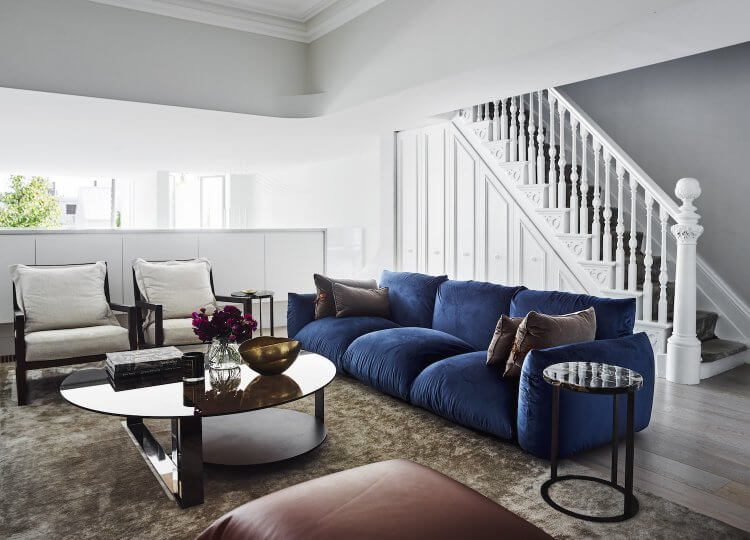 Living | Paddington Terrace Living Room by Smart Design Studio