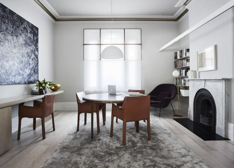 Study | Paddington Terrace Study by Smart Design Studio