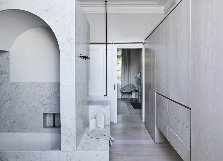 Bathroom | Paddington Terrace Bathroom by Smart Design Studio