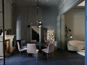 Dining| Fitzroy North Dining Room by Simone Haag