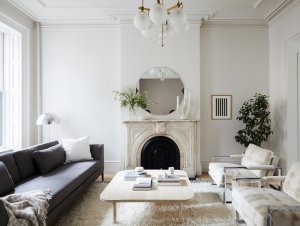 Living | Slope Townhouse Living Room by nune